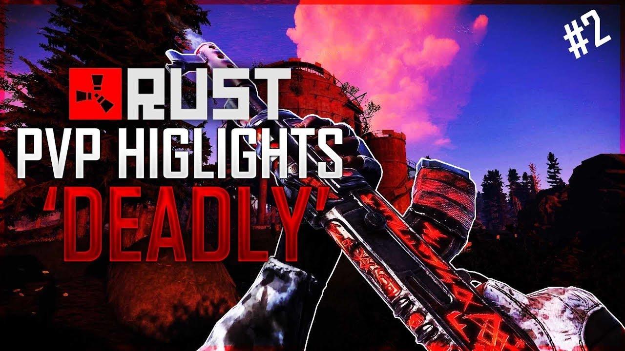 PVP Highlights | RustyMoose Main ZERG | zZz Uber