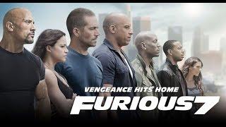 รวมเพลงสากล Fast and furious 7