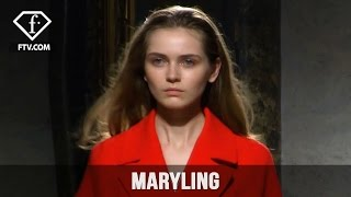 Milan Fashion Week Fall/WItner 2017-18 - Maryling | FTV.com