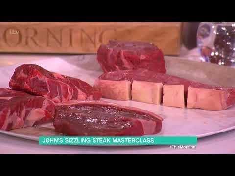 John Torode's Steak Masterclass | This Morning
