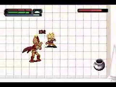 Dragon Ball Z: The Legacy Of Goku 2 - Goku Vs Cell