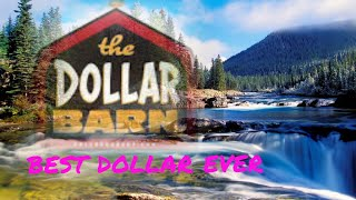 The dollar barn the best dollar out there!!!