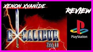 Excalibur 2555 A.D. (Playstation 1997) Review
