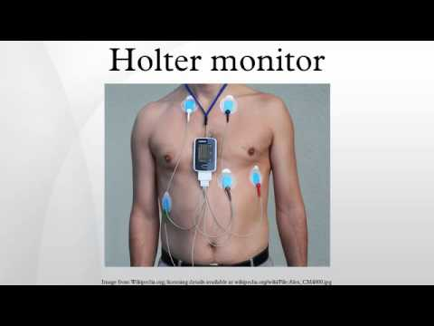 How To Fix Holter Monitor