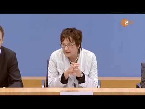 Bundesministerin Brigitte Zypries zum Jahreswirtschaftsbericht 2018   Bundespressekonferenz