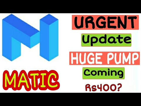MATIC COIN URGENT UPDATE  MATIC COIN HUGE PUMP COMING MATIC COIN NEXT MOVE CRYPTO MARKET UPDATE BTC