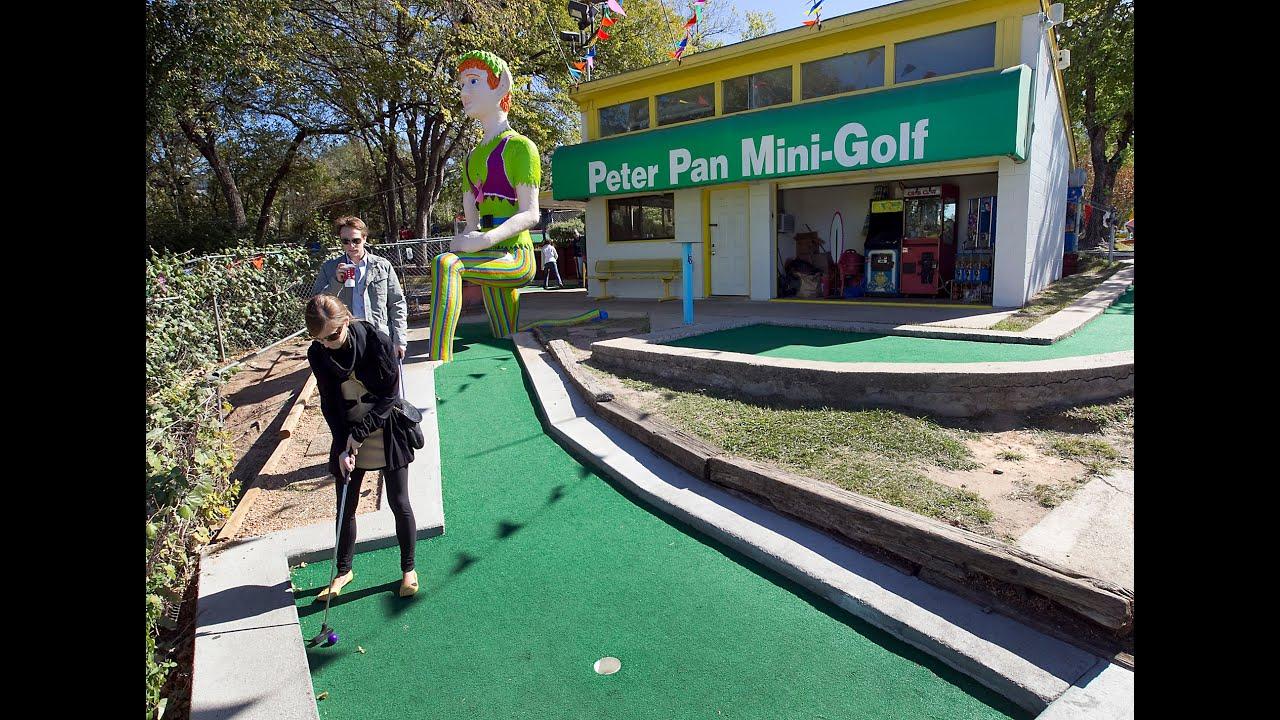 6 Places To Play Mini Golf Around Austin Youtube