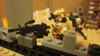 Современная война LEGO вторая серия