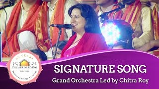 Signature Song (Vasudhaiva Kutumbakam) Grand Orchestra | World Culture Festival 2016