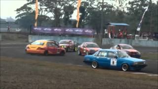 Accident Super Touring Championship ISOM  seri ke-4, 27 Sep 2015