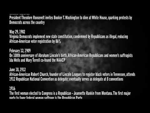 The History of Republican Evil