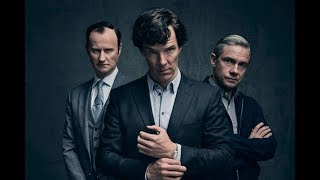 Sherlock Parody на русском