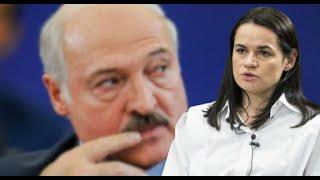 ТОЛКАЕТ В ПРОПАСТЬ! Тихановская поставила УЛЬТИМАТУМ Лукашенко сидя за границей