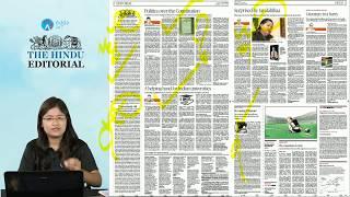 THE HINDU EDITORIAL ANALYSIS: 16th July | UPSC, RRB, SBI CLERK/IBPS, SSC