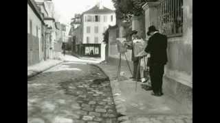 Le rossignol Montmartrois flûte piccolo accordéon Harmonie Akkordeon Kleine Flöte Blasorchester