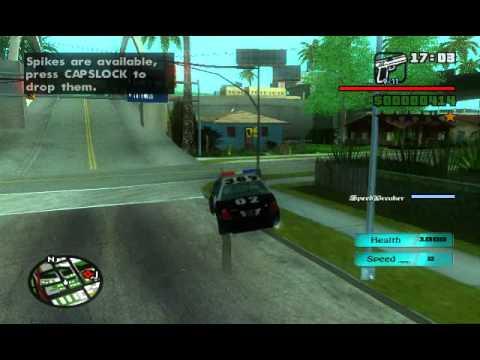 GTA:SA - Instant Last Vehicle Spawner