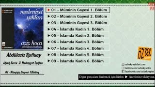 Abdülaziz Kutluay - İslamda Kadın 6.Bölüm