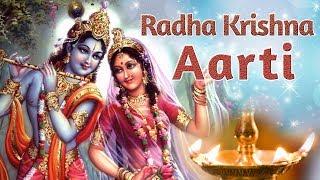 diwali special aarti radha krishna aarti with english subtitles best diwali aarti