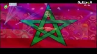 قناة موريتانية تهدي الملك محمد السادس اغنية..