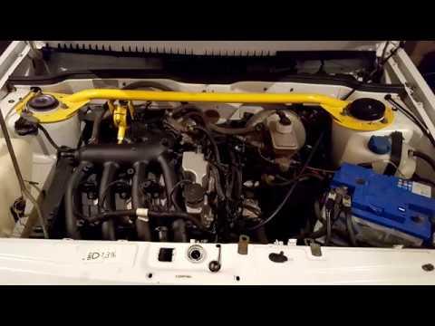 Ваз 21099 от Карбюратора к Инжектору  126 двигатель
