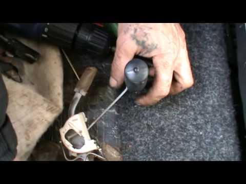 Ремонт датчика показания топлива в баке ВАЗ 21099