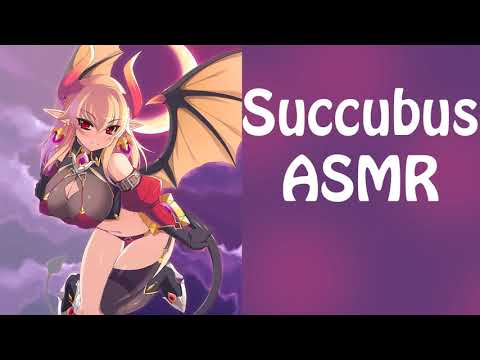 Succubus Makes You Her Pet [ASMR Roleplay]