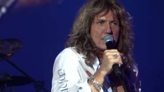 Whitesnake  Ready n' Willing' live at Wembley 29/5/13