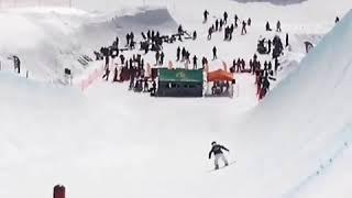 今井メロ スノーボード