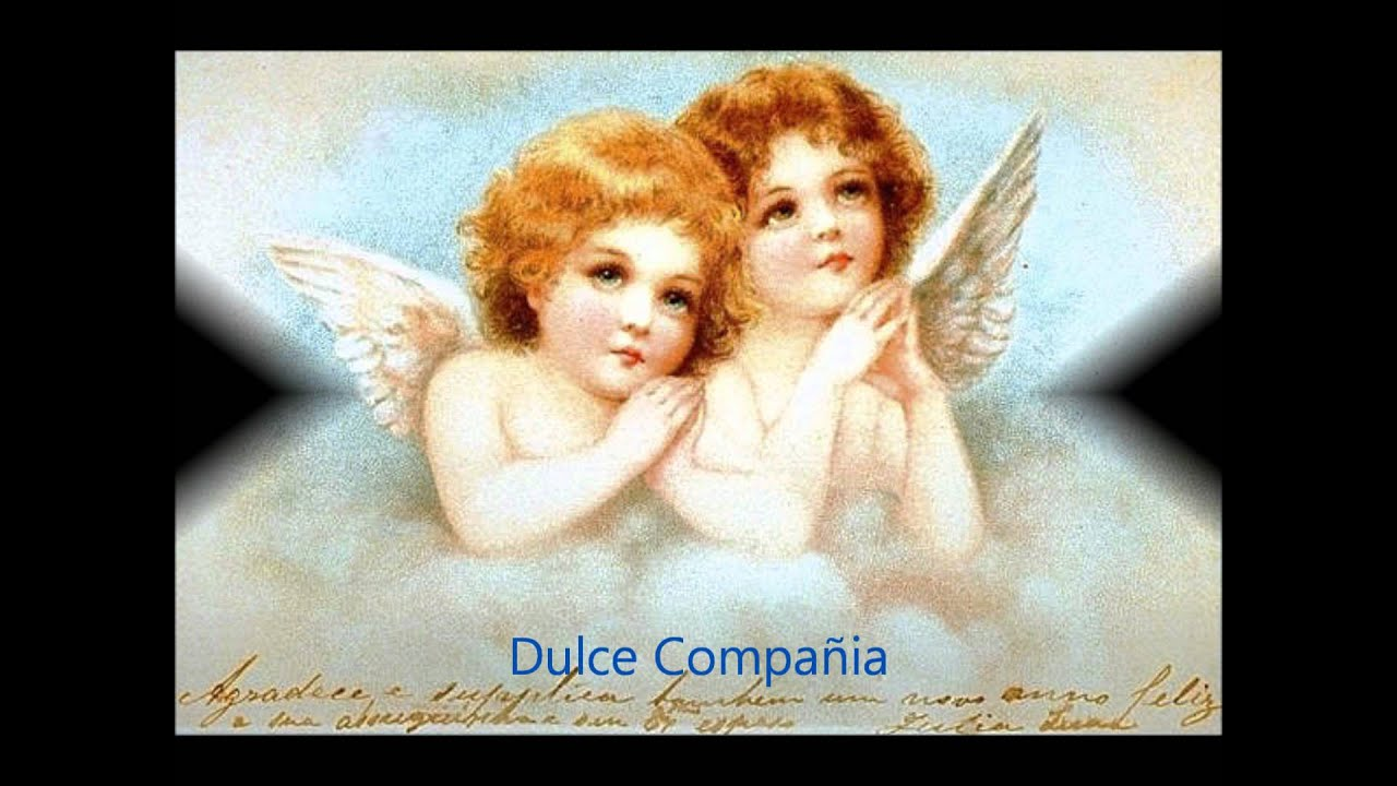 Oración Angel De Mi Guarda Youtube