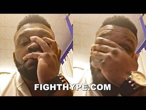JARRELL MILLER REACTS TO ANDY RUIZ KNOCKING OUT ANTHONY JOSHUA; LITERALLY SPEECHLESS