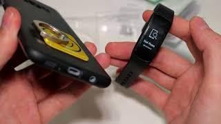 Скачать IWOWN FIT I6 HR Смарт Браслет Ip67 Фитнес Трекер для Android IOS Heart Rate