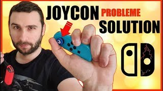 PROBLÈME JOYCON DRIFT NINTENDO SWITCH 🎮 | LA SOLUTION & EXPLICATIONS !