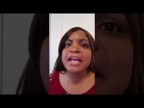 """Thina Lowe Sings """"Stranger In My House"""" By Tamia"""