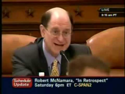 Tim Geithner Refuses To Answer Brad Sherman On Some Questions About The Fed