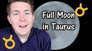 Full Moon in Taurus 24 October 2018   Gregory Scott Astrology