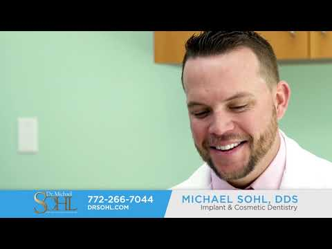 Dr. Michael Sohl TV Interview | Dentist Stuart FL