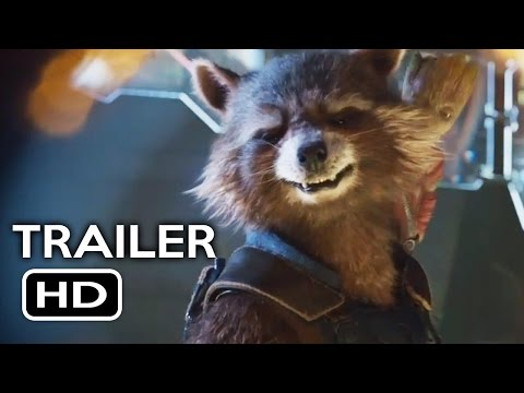 Guardians of the Galaxy Vol. 2 Official Trailer #1 (2017) Ch