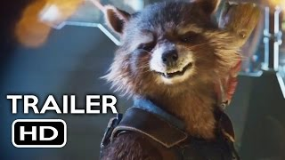 Guardians of the Galaxy Vol 2 Official Trailer 1 2017 Chris Pratt Sci-Fi Action Movie HD
