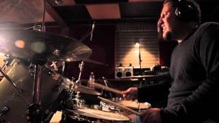 Julien Martinez drum recording