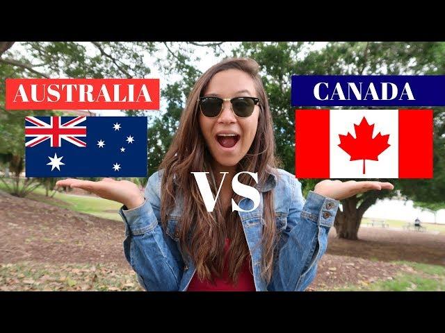 ¿Por qué escogí AUSTRALIA y NO CANADÁ? Ft. Planeta Juan | Acá en Australia