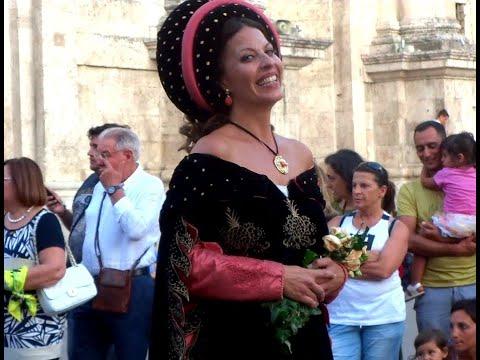Corteo Storico Della Quintana Di Ascoli Piceno, Agosto 2019
