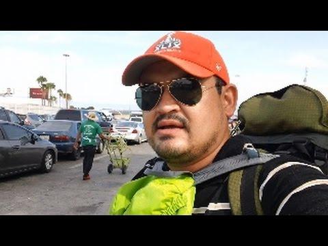 Cruzar la frontera a Estados Unidos por Tijuana- Caminando.