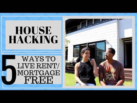 Family Lives Rent Free for Ten Years (#HouseHacking)