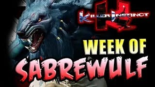 WEEK OF! SABREWULF - Part 4 (Killer Instinct)