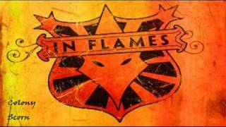 In Flames - Scorn 03 (HQ + LYRICS)