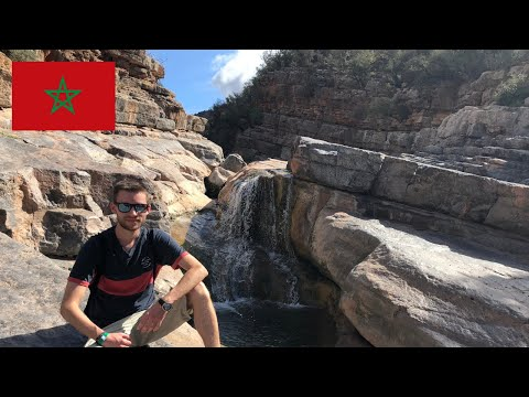 Paradise Valley Agadir (Morocco) In High Moroccan Atlas: Nature Reservoir, Waterfalls, Cliff Jumping