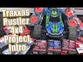 Option Part Overload! Traxxas Rustler 4x4 VXL Full Upgrade Project Truck Intro | RC Driver