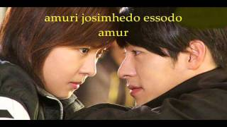 you are my spring(lyrics)secret garden OST.wmv