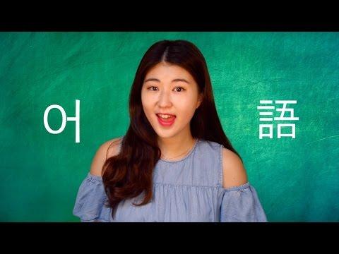 한국어 Learn Korean | Sound Smarter, Learn Hanja [ 어 (語) ]