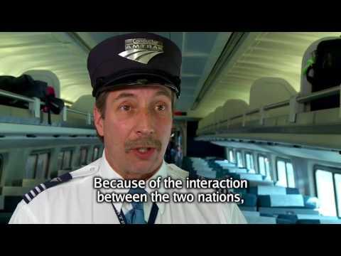 Amtrak: Canadian Border Crossing